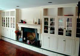 Built In With Fireplace Built In Shelves With Fireplacefireplace Cabinet Designs Fireplace