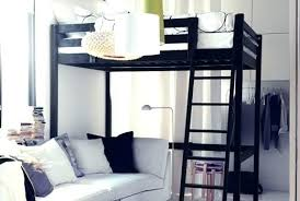 bunk bed with slide and desk. Ikea Lofted Bed Queen Size Loft Beds Bunk With . Slide And Desk