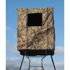 get quotations guide gear 2 man tower hunting blind