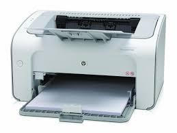 Hp Laserjet Pro P1102 Laser Printer With Start Up Toner Amazon Co