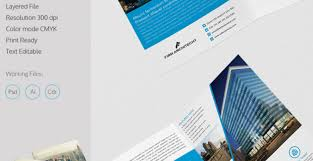 Document Template : A4 Bifold Brochure Template Free Pricing ...