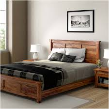 Solid Wood Bedroom Suites Farmhouse Rustic Solid Wood Platform Bed 3pc Suite