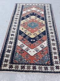 turkish rug oushak rug vintage rug area rug aztec rug kilim