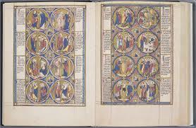 Bible Moralisée Ca 1220 Facsimile