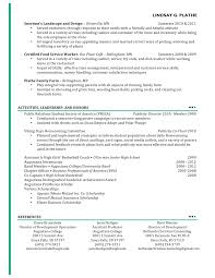 cosmetology sample resumes  company resume