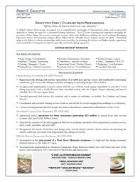 Professional Resume For Stephanie Stunning Chef Template Culinary ...