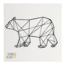 As <b>seen on</b> www.likedbybecky.com - The Humble Heart Geo Bear ...