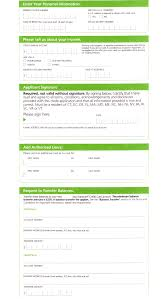 how to apply for a credit card sle application