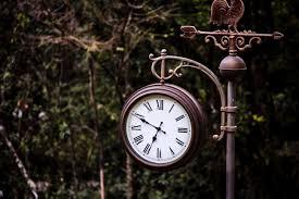 時計表示時間の写真:無料の写真素材