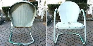 vintage metal furniture. Retro Vintage Metal Furniture L