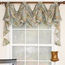 fl essence 3 scoop victory swag curtain valance