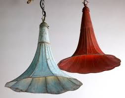 repurposed gramophone lamps shine old world charm on modern day spaces build easy diy lighting