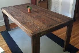Diy Farm Table Designs Nameahulu Decor Types Of Wood For Farmhouse
