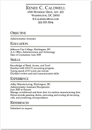Internship Objective Resume Best Of Accounting Internship Resume Samples Resume Sample Directory