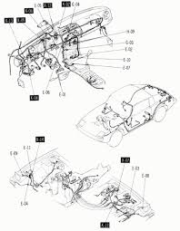 1993 mazda rx7 wiring diagram schematics and wiring diagrams mazda rx 7 1993 6 ignition installation