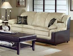 White Leather Living Room Set Modern Style Contemporary Living Room Sets Modern Leather Living