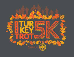 Annual Turkey Trot 5k Nov 19th Holden Beach Nc
