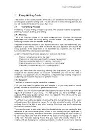 academic writing guide convention academic
