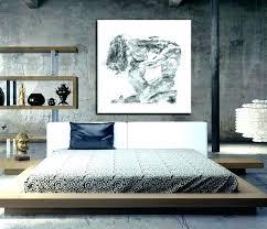 master bedroom wall decor ideas headboard art romantic modern