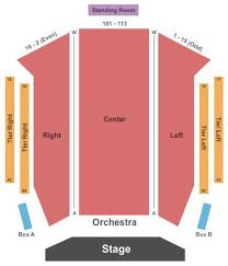 Colin Hay Fort Lauderdale Tickets Section Orchestra Left