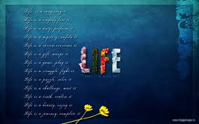 Wallpaper Sayings About Life Free Download 45 Cerc Ugorg