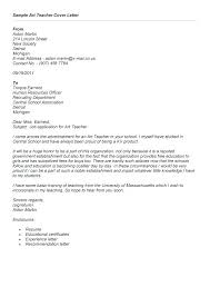 Art Teacher Recommendation Letter Teacher Letter Template Cmdone Co