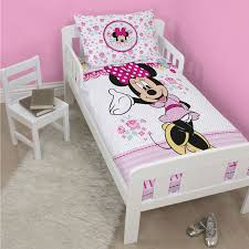 small toddler bed minnie mouse
