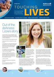 Touching Lives Spring 2017 By Multicare Health System Issuu