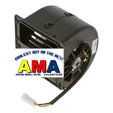 blower assembly 12v spal 010 a70 74d