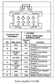 chevy avalanche wire diagram wirdig diagram as well delphi delco radio wiring diagram on chevy bose
