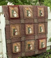47 best Rag Quilts images on Pinterest | Bedrooms, Christmas ... & Shabby Snowman Rag Quilt Kit Adamdwight.com