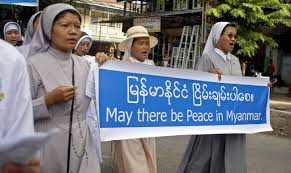Image result for destroyed church in kachin