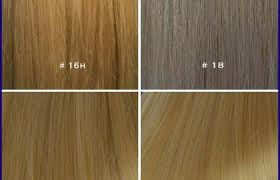 prestige hair color chart 286418 colour chart for hair extensions
