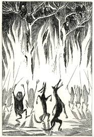 Vintage Illustrations For Tolkiens The Hobbit From Around The World
