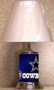 dallas cowboys lamp dallas cowboys touch lamp