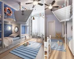 Kids Room: White Ship Bedrooms - 20 Magical And Functional Kids ...
