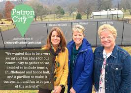 "Patronicity on Twitter: ""Mary Kay McCubbin, Susan Ohlendorf ..."