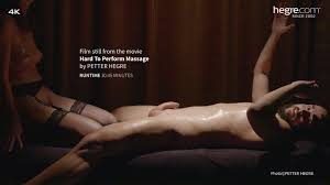 Hard to Perform Massage Hegre