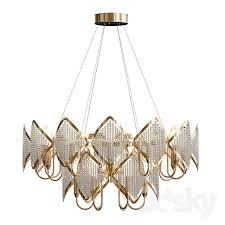 fumat nordic k9 crystal chandelier