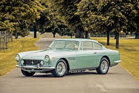 1962 Ferrari 250 Gte Series Ii 2 2 Coupe Sports Car Market
