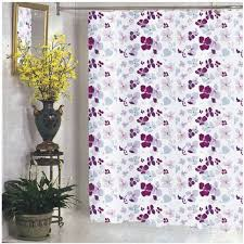 extra wide 108 inch x 72 inch fl fabric shower curtain altmeyer s bedbathhome