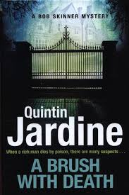 A Brush With Death : Quintin Jardine (author) : 9781472238900 : Blackwell's