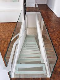 Folding Staircase Modern Stair Design Idea These Stairs Were Inspired By The