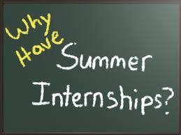 on summer internships the farr side summerinternship