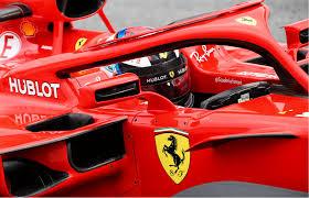 2018 Ferrari F1 Sf 71h
