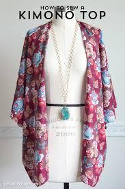 Kimono Top Pattern