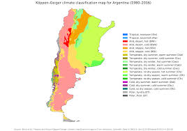 Climate Of Argentina Wikipedia