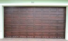 steel garage door paint gallery collection steel garage door with ultra faux wood faux paint wood