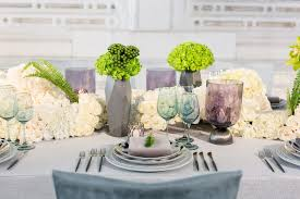 modern tempo on wedding grey wedding table inspiration