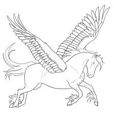 Small Picture coloring pages pegasus 100 images pegasus 5 coloring pages